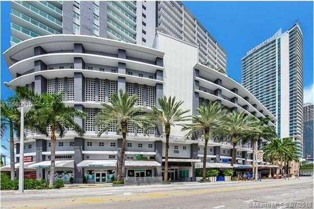 1250 S Miami Ave #1605, Miami, FL 33130 (MLS #A10500616) :: The Erice Group