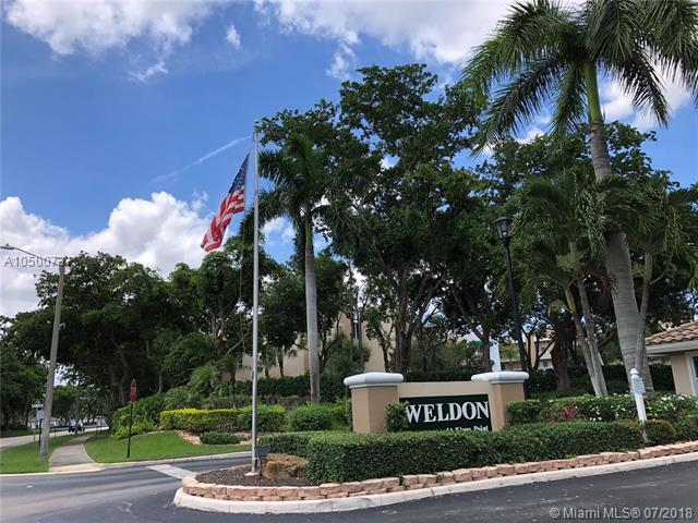 9539 Weldon Cir F302, Tamarac, FL 33321 (MLS #A10500737) :: The Teri Arbogast Team at Keller Williams Partners SW