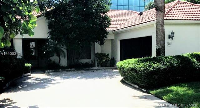 704 Sea Oats Dr D-2, Juno Beach, FL 33408 (MLS #A10500872) :: Green Realty Properties