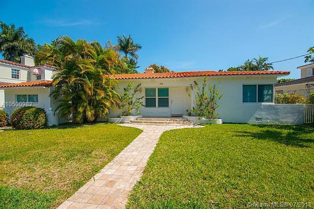 4515 Alton Rd, Miami Beach, FL 33140 (MLS #A10500982) :: Keller Williams Elite Properties