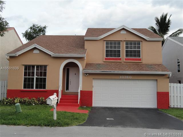 10760 SW 11th Dr, Davie, FL 33324 (MLS #A10501039) :: RE/MAX Presidential Real Estate Group