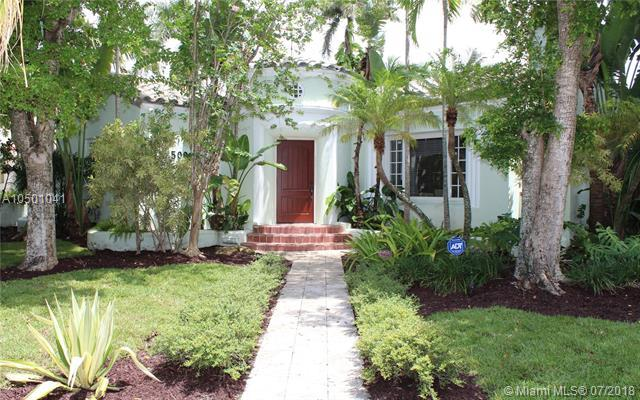 500 NE 56th St, Miami, FL 33137 (MLS #A10501041) :: Miami Lifestyle