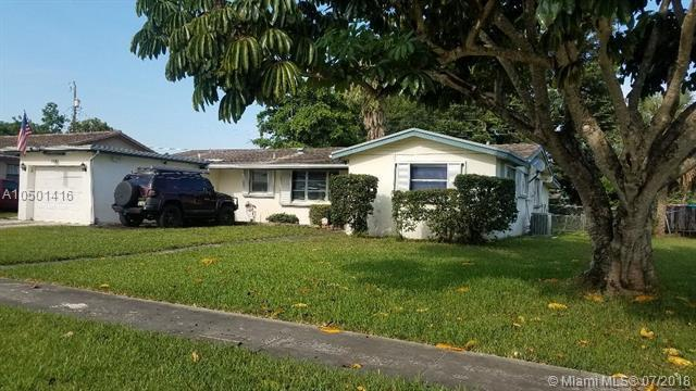 1320 NW 66th Ave, Margate, FL 33063 (MLS #A10501416) :: The Teri Arbogast Team at Keller Williams Partners SW