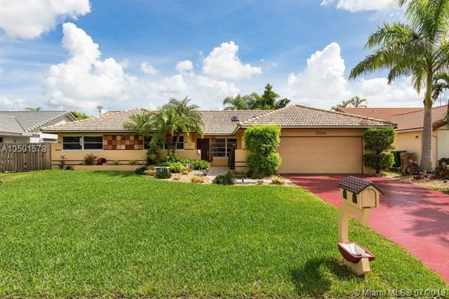 15541 S Roundtable Rd, Davie, FL 33331 (MLS #A10501578) :: The Riley Smith Group