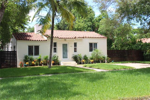 45 NW 93rd St, Miami Shores, FL 33150 (MLS #A10501591) :: Hergenrother Realty Group Miami