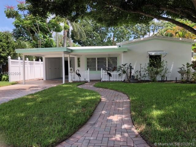 1019 SW 20th St, Fort Lauderdale, FL 33315 (MLS #A10502696) :: The Riley Smith Group