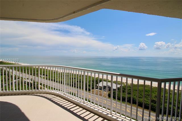 5051 N A1a #1705, Hutchinson Island, FL 34949 (MLS #A10502993) :: Green Realty Properties