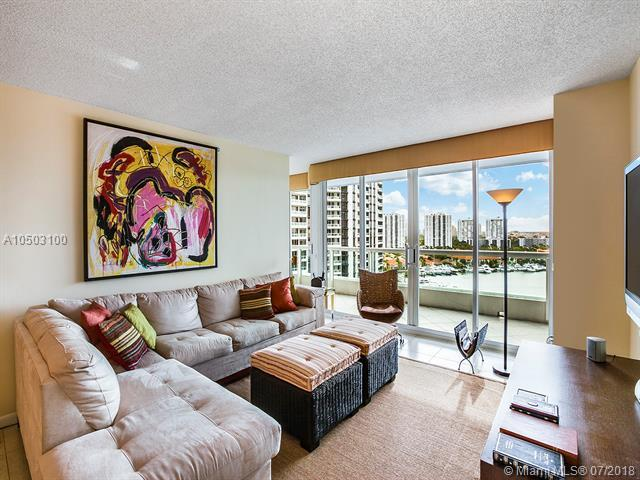 21205 Yacht Club Dr #1504, Aventura, FL 33180 (MLS #A10503100) :: The Teri Arbogast Team at Keller Williams Partners SW