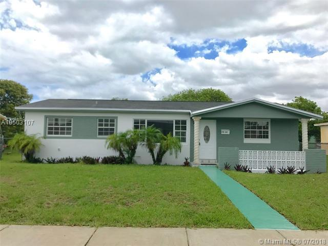 2820 NW 209th Ter, Miami Gardens, FL 33056 (MLS #A10503107) :: The Riley Smith Group