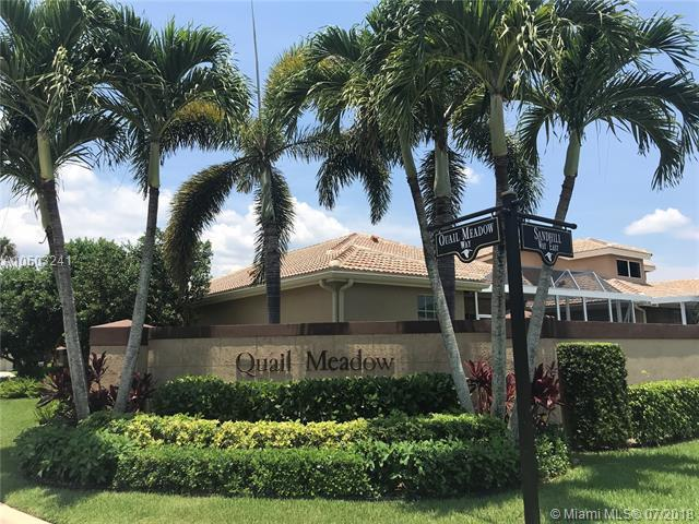 8346 Quail Meadow Way, West Palm Beach, FL 33412 (MLS #A10503241) :: The Pearl Realty Group