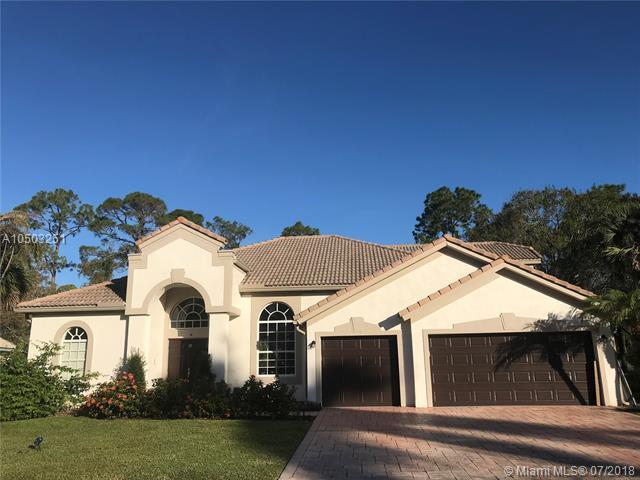 15581 Bent Creek Rd, Wellington, FL 33414 (MLS #A10503251) :: The Riley Smith Group