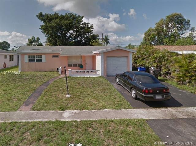 3400 NW 33rd St, Lauderdale Lakes, FL 33309 (MLS #A10503563) :: The Riley Smith Group