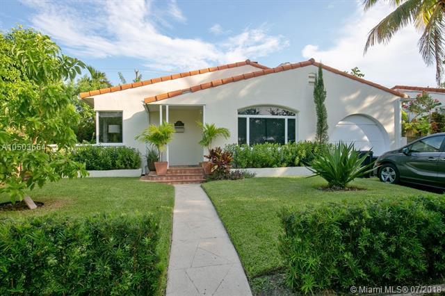 1154 Biarritz Dr, Miami Beach, FL 33141 (MLS #A10503664) :: Calibre International Realty