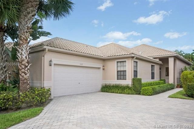 4429 Barclay Fair Way, Lake Worth, FL 33449 (MLS #A10503688) :: Green Realty Properties