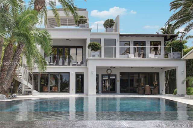 350 Island Dr, Key Biscayne, FL 33149 (MLS #A10503792) :: The Riley Smith Group