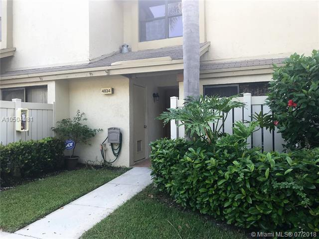 4834 NW 22nd St #4148, Coconut Creek, FL 33063 (MLS #A10504081) :: The Teri Arbogast Team at Keller Williams Partners SW