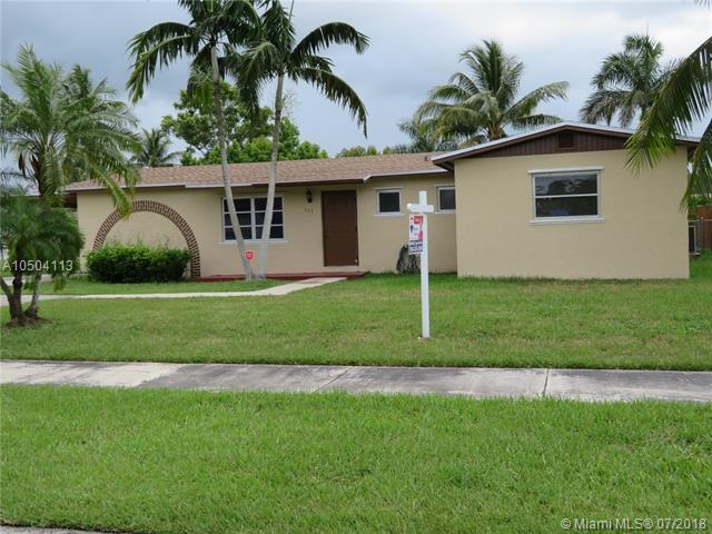 325 NW 16th St, Homestead, FL 33030 (MLS #A10504113) :: The Teri Arbogast Team at Keller Williams Partners SW