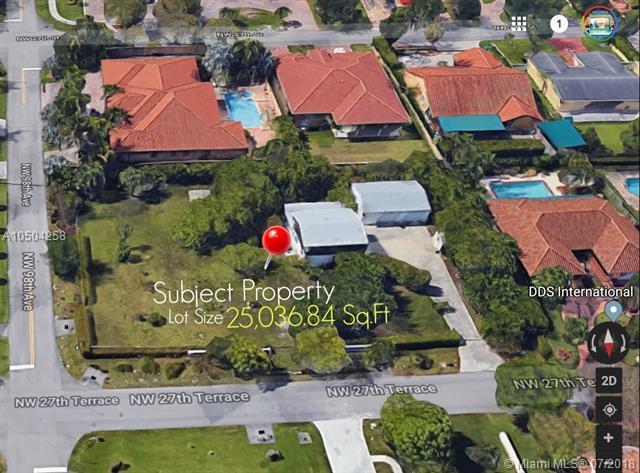 9816 NW 27th Ter, Doral, FL 33172 (MLS #A10504258) :: Calibre International Realty
