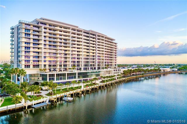 1180 N Federal Hwy #1405, Fort Lauderdale, FL 33304 (MLS #A10504302) :: The Teri Arbogast Team at Keller Williams Partners SW