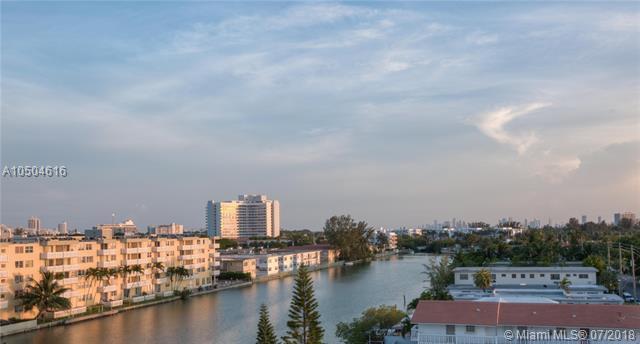 8001 Crespi Blvd 7C, Miami Beach, FL 33141 (MLS #A10504616) :: Calibre International Realty