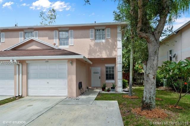 126 Baldwin Blvd #126, Green Acres, FL 33463 (MLS #A10504827) :: The Riley Smith Group