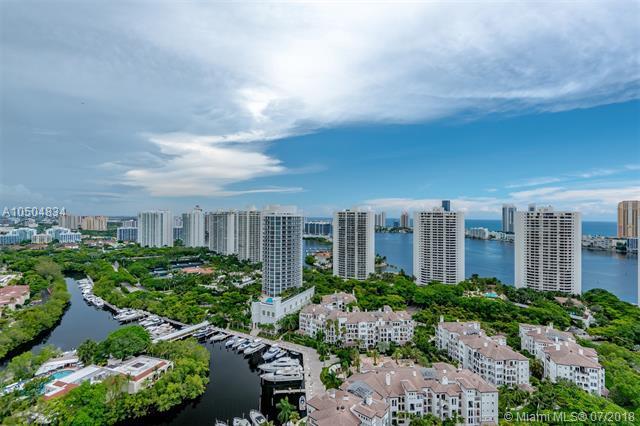 2000 Island Blvd Ph-6, Aventura, FL 33160 (MLS #A10504834) :: Calibre International Realty
