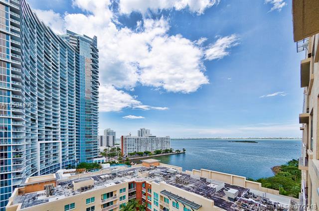 2000 N Bayshore Dr #1403, Miami, FL 33137 (MLS #A10504896) :: The Teri Arbogast Team at Keller Williams Partners SW