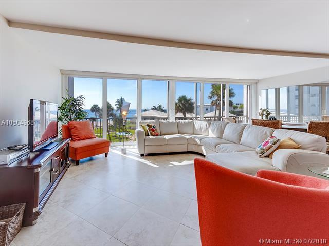 1530 S Ocean Blvd #302, Lauderdale By The Sea, FL 33062 (MLS #A10504968) :: Green Realty Properties