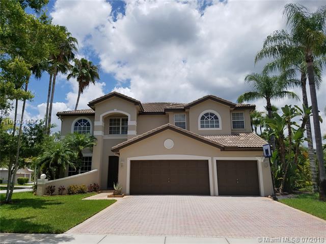 17491 SW 35th St, Miramar, FL 33029 (MLS #A10505118) :: Green Realty Properties