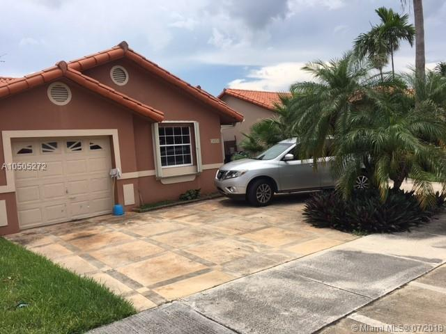1030 NW 134th Ave, Miami, FL 33182 (MLS #A10505272) :: The Teri Arbogast Team at Keller Williams Partners SW