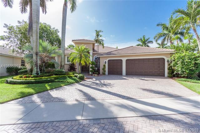 2474 Eagle Run Way, Weston, FL 33327 (MLS #A10505293) :: Green Realty Properties