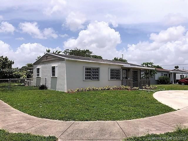 13100 NW 18th Ave, Miami, FL 33167 (MLS #A10505456) :: The Teri Arbogast Team at Keller Williams Partners SW
