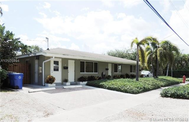 644 NE 16th Ave #3, Fort Lauderdale, FL 33304 (MLS #A10505494) :: The Chenore Real Estate Group