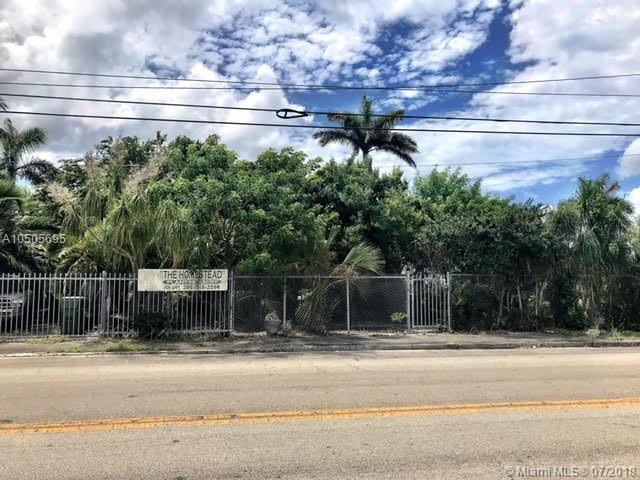 315-329 N Flagler Ave, Homestead, FL 33030 (MLS #A10505695) :: The Riley Smith Group