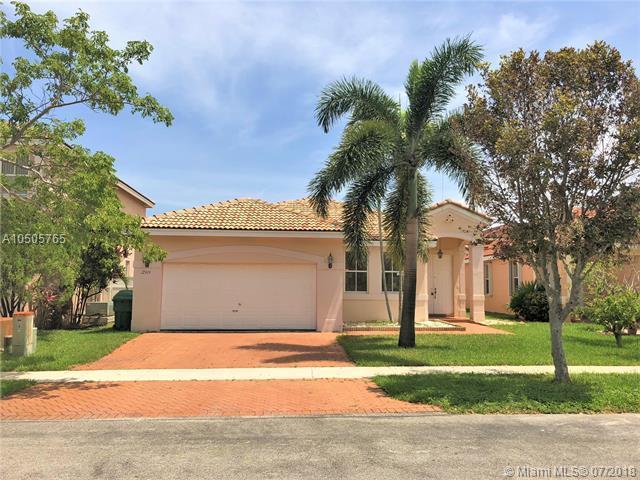 12919 SW 27th St, Miramar, FL 33027 (MLS #A10505765) :: The Riley Smith Group