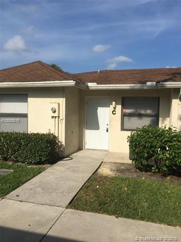 5030 Sanctuary Way C, West Palm Beach, FL 33417 (MLS #A10505815) :: The Teri Arbogast Team at Keller Williams Partners SW