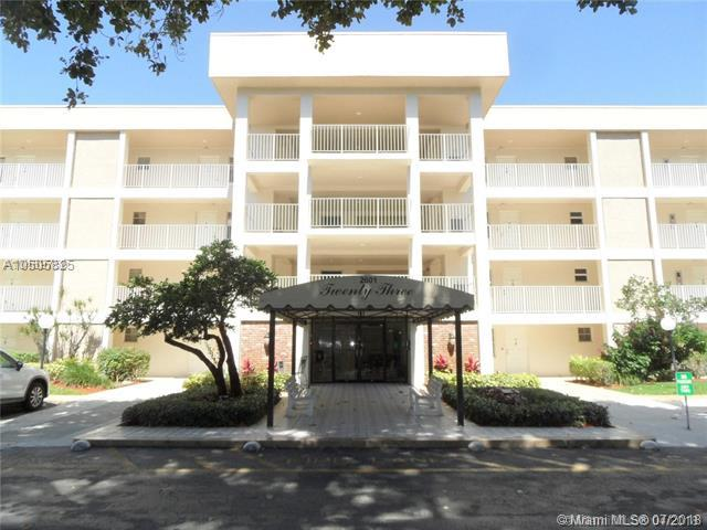 2601 S Course Dr #307, Pompano Beach, FL 33069 (MLS #A10505825) :: The Teri Arbogast Team at Keller Williams Partners SW