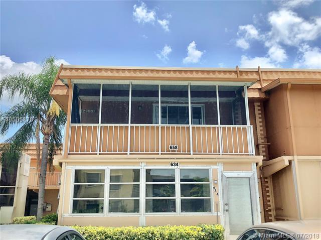 658 Flanders  N #658, Delray Beach, FL 33484 (MLS #A10505878) :: Green Realty Properties