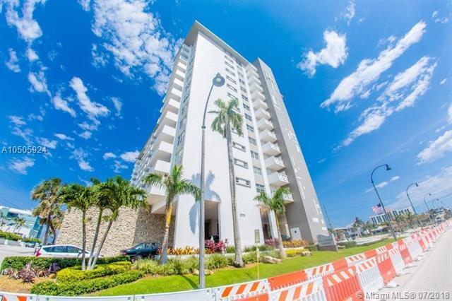 3111 N Ocean Dr #411, Hollywood, FL 33019 (MLS #A10505924) :: RE/MAX Presidential Real Estate Group