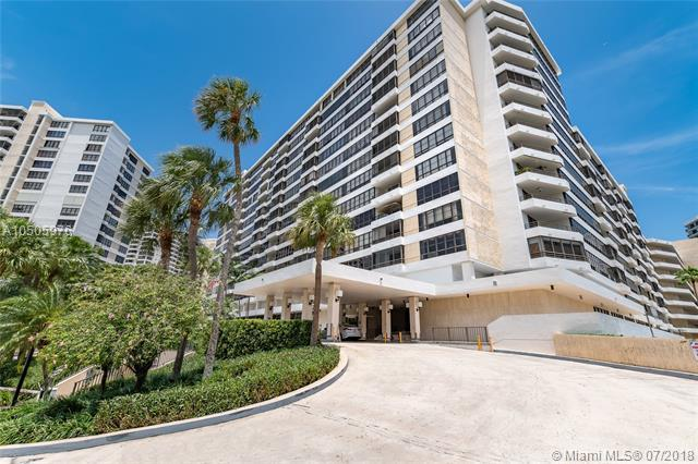 500 Three Islands Blvd #512, Hallandale, FL 33009 (MLS #A10505976) :: Green Realty Properties