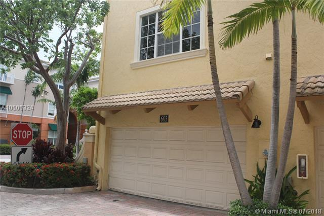 603 Renaissance Ln #603, Delray Beach, FL 33483 (MLS #A10506324) :: Green Realty Properties