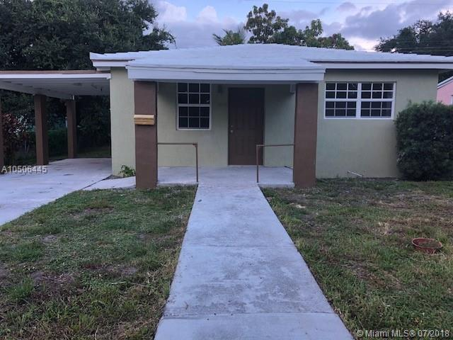 1425 NE 152nd St, North Miami Beach, FL 33162 (MLS #A10506445) :: Hergenrother Realty Group Miami