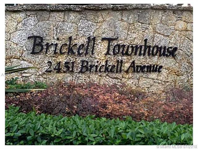 2451 Brickell Ave 12L, Miami, FL 33129 (MLS #A10506460) :: Castelli Real Estate Services
