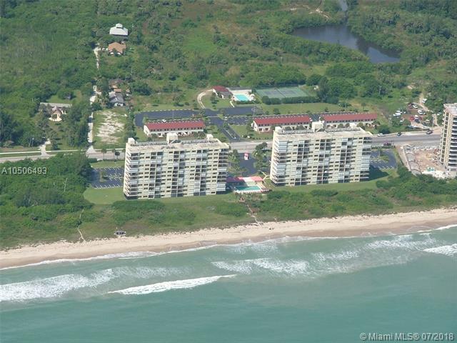 4250 N A1a #307, Hutchinson Island, FL 34949 (MLS #A10506493) :: Green Realty Properties