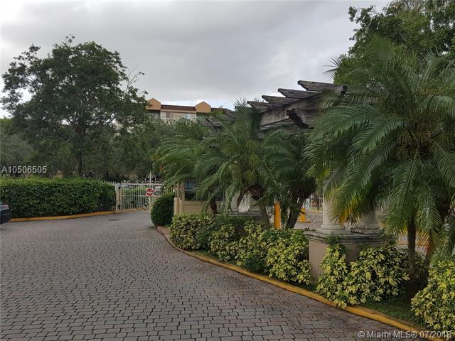 15221 SW 80th St #106, Miami, FL 33193 (MLS #A10506505) :: The Teri Arbogast Team at Keller Williams Partners SW