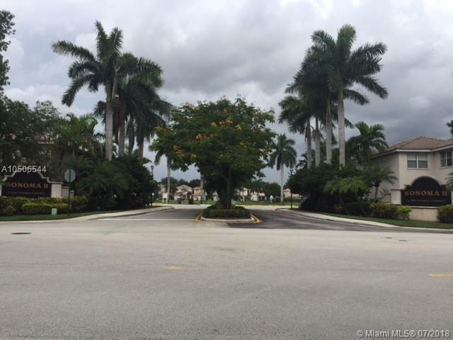 9401 NW 55th St, Sunrise, FL 33351 (MLS #A10506544) :: Green Realty Properties