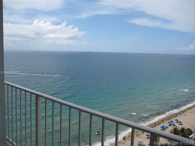 4100 Galt Ocean Dr #1510, Fort Lauderdale, FL 33308 (MLS #A10506693) :: The Chenore Real Estate Group