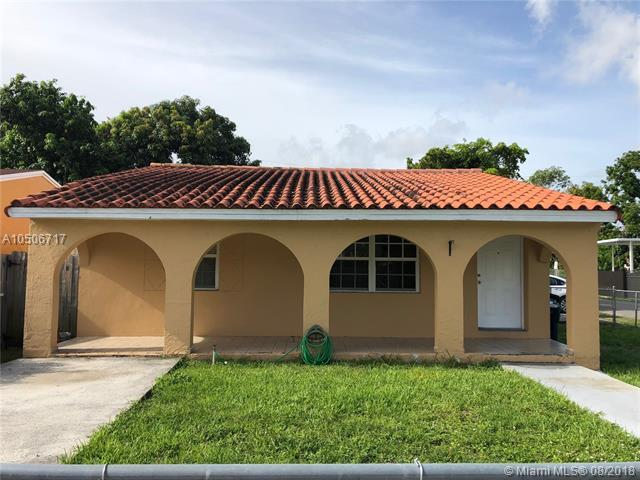 3048 NW 100th St, Miami, FL 33147 (MLS #A10506717) :: RE/MAX Presidential Real Estate Group