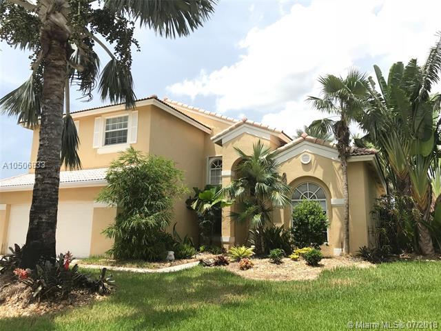 14671 SW 39th Ct, Miramar, FL 33027 (MLS #A10506833) :: Carole Smith Real Estate Team