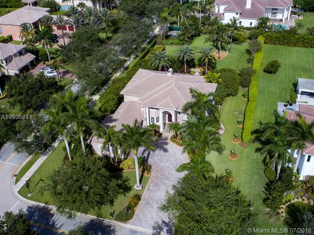 3797 Saratoga Lane, Davie, FL 33328 (MLS #A10506841) :: The Teri Arbogast Team at Keller Williams Partners SW